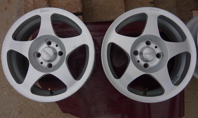 Прочные и легкие кованые диски