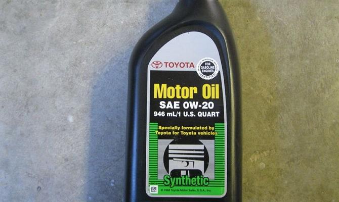 Тест масла для современных двигателей Toyota 0w20 фото