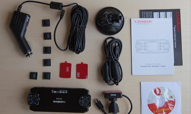 Оборудование для обновления ПО видеорегистратора