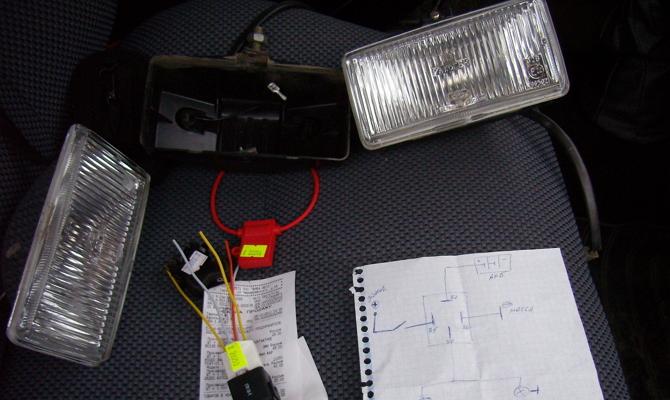 Замена фонарей автомобиля
