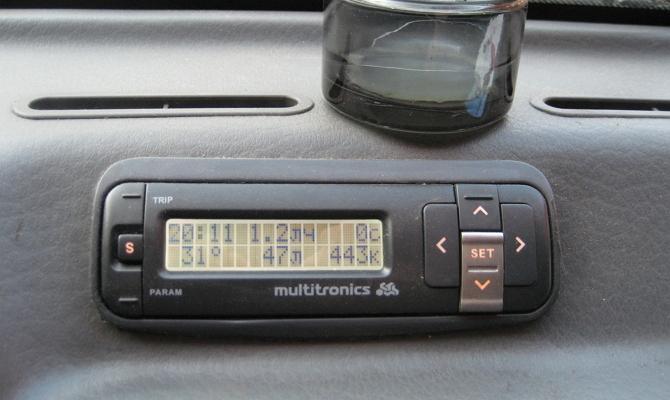 Диагностический БК для контроля состояния электросистемы машины
