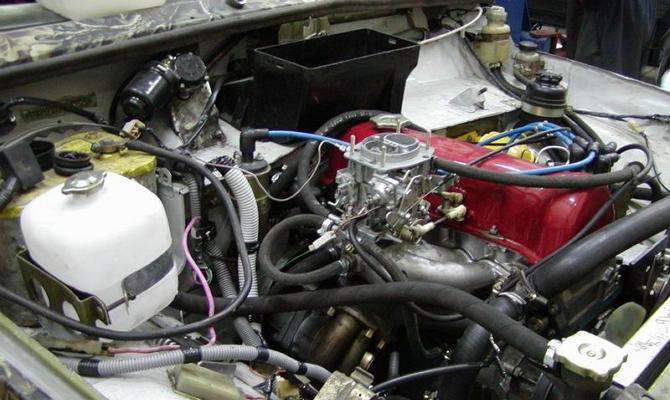 Функции воздухозаборника для Нивы 21214 фото