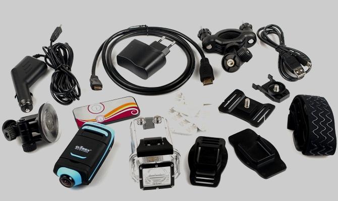 Выбор видеорегистратора для мотоцикла