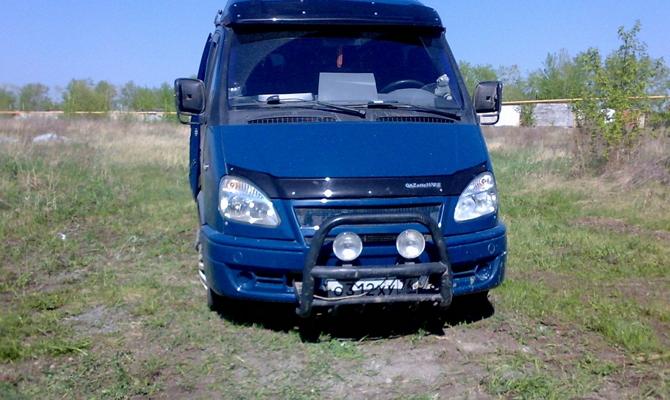 Внешние изменения кузова автомобиля ГАЗ