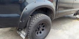 Тюнинг авто: расширители колесных арок