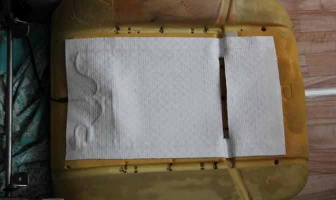 Подключение проводов подогрева под обшивкой