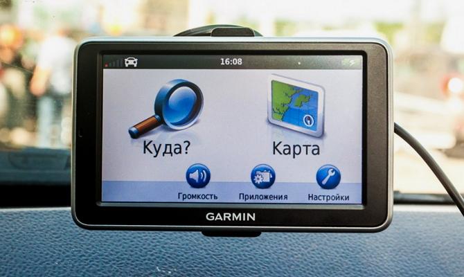 Автонавигатор премиум класса Garmin Nuvi LMT