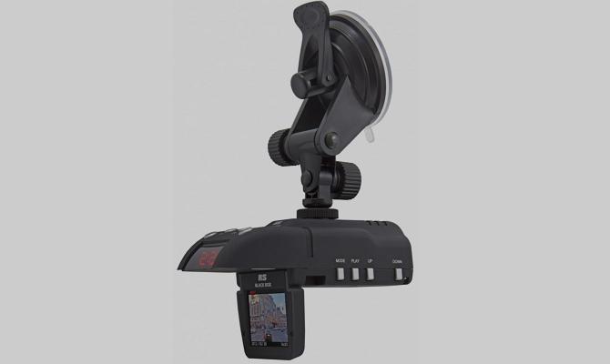 Камера с увеличенным углом обзора