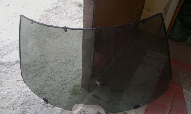 Съемная тонировка заднего стекла автомобиля