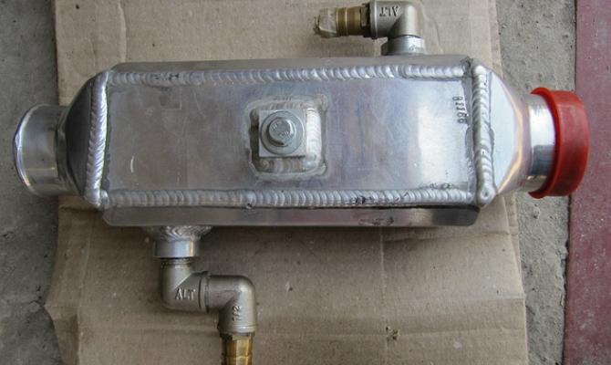 Агрегат с водяным охлаждением