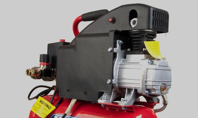Выбор объема ресивера воздушного компрессора