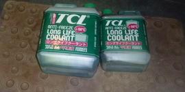Антифриз TCL – лидер при использовании на японских авто!