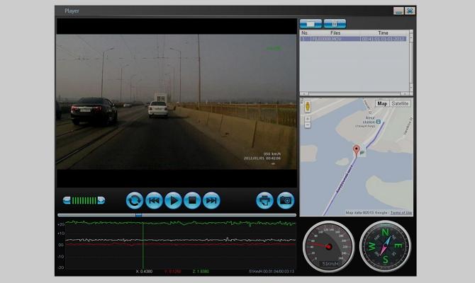 Устройство с функцией подключения GPS-модуля