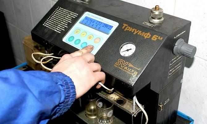 Специальное оборудование для чистки инжектора авто
