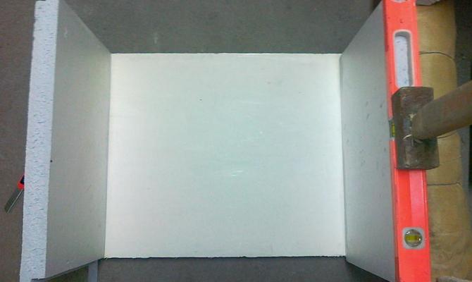 Двойные стенки контейнера
