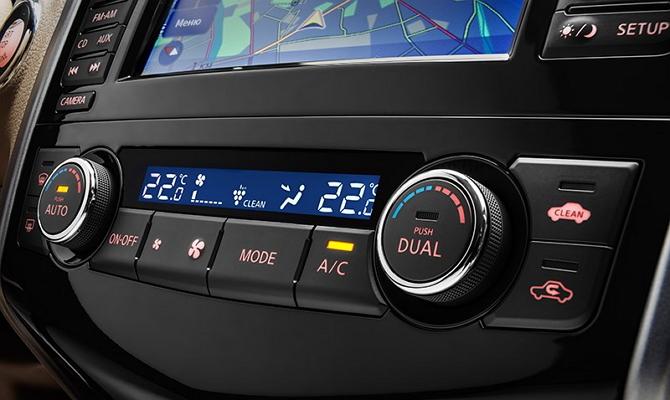 Мультимедийная система в Nissan Teana j32