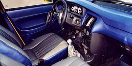 Тюнинг салона ВАЗ 2109 – популярные методы улучшения кабины «девятки»