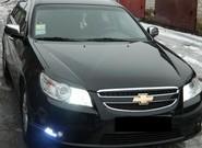 Тюнинг Шевроле Эпика – как сделать наследника General Motors лучше