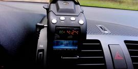 Видеорегистратор с антирадаром – удобство, практичность, безопасность!