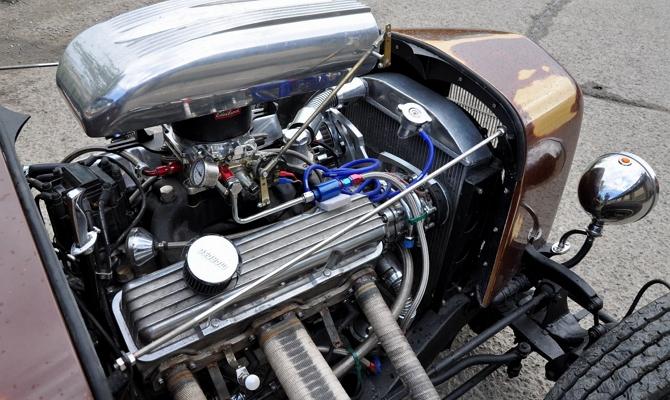 Замена двигателя Москвича