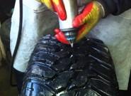 Восстановление шипов на зимней резине – эффективные методы реанимации шин