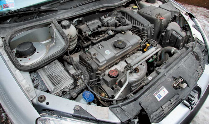 Тюнинг силового агрегата Renault Symbol