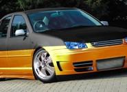 Доработка Volkswagen Bora – улучшаем двигатель, подвеску и фары немецкой модели