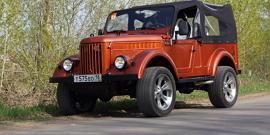 Тюнинг ГАЗ 69 – как сделать легендарную модель современнее