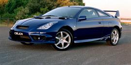 Тюнинг Toyota Celica t23 – полезные советы по улучшению мотора, кузова и салона модели
