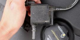 Клапан продувки адсорбера – основная деталь системы EVAP