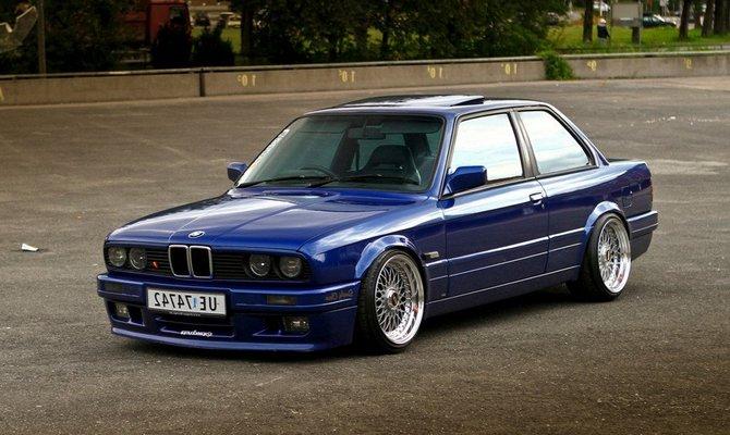 Ангельские глазки для BMW E30 – как сделать самостоятельно?