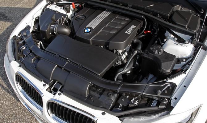 Чип-тюнинг двигателя БМВ Е90 и технические доработки