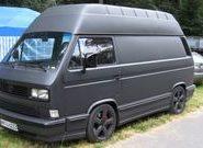 Тюнинг Volkswagen Transporter t3 – Свежие идеи для классики автопрома!