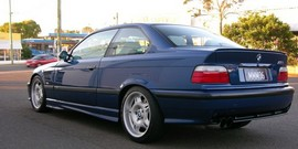 Тюнинг BMW Е34 – осовременим классическую бэху!