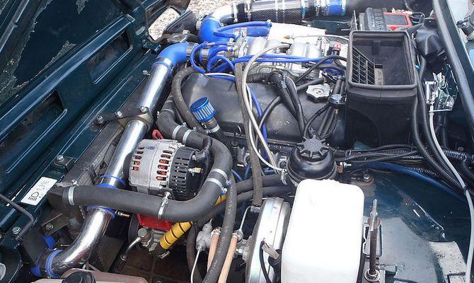 Методы доработки мотора – замена фильтра и дросселя