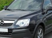 Улучшение Opel Antara – улучшаем экстерьер, не забывая о проходимости