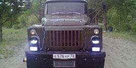Тюнинг ГАЗ 53 – как вернуть жизнь старому грузовику?