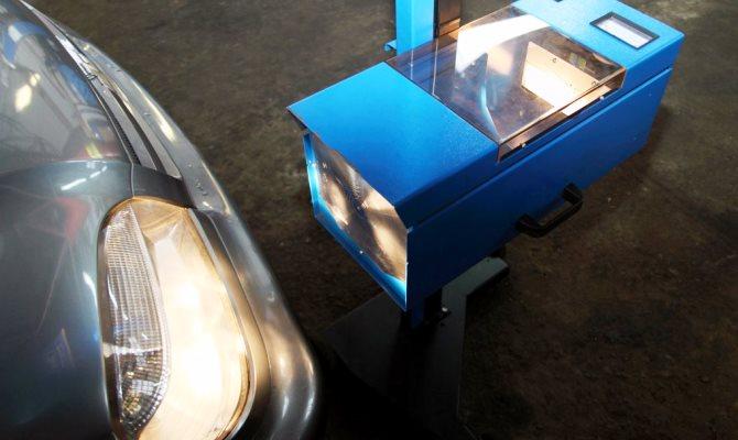 Для ламп с раздельным светом необходимо корректировать отдельно ближний и дальний свет