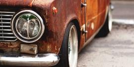 Убираем ржавчину с кузова автомобиля – пошаговое описание от «а» до «я»