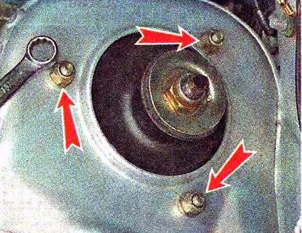 d1075bfaaf45 - Стук передней подвески ваз 2114