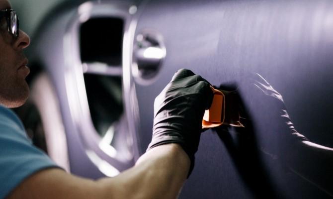 Покрытие автомобиля нанокерамикой требует профессионального подхода