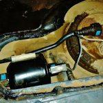 Замена топливного фильтра Хендай Акцент – как сделать самому?