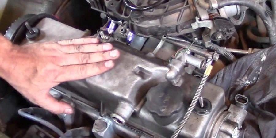 Стук в двигателе – основные причины неисправности
