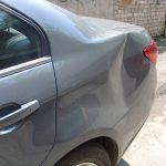 Три действенных способа выпрямить вмятину без покраски авто